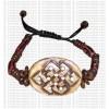 Single piece knot bracelet 1