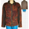 Shyama cotton hand painted jacket