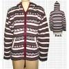 Strippy design woolen jackt5