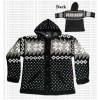 Hand knit woolen jacket