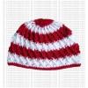 Crochet woolen cap8