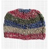 Hemp-cotton crochet hat10