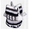 Four corner woolen hat