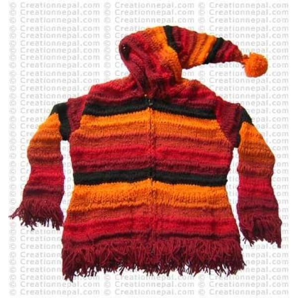 Woolen Jacket43