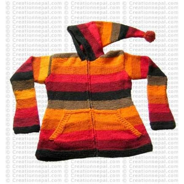 Woolen Jacket44