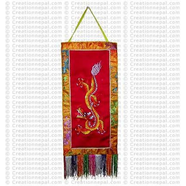 Wall hanging Dragon 1