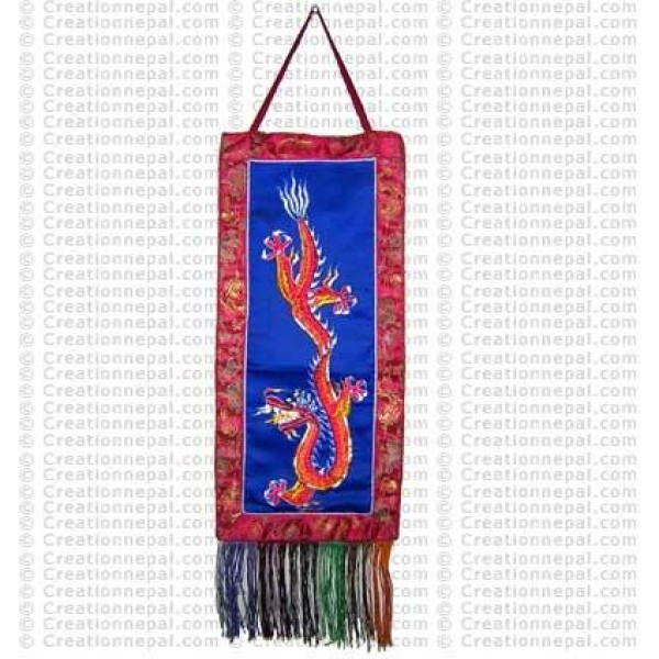 Wall hanging Dragon 4