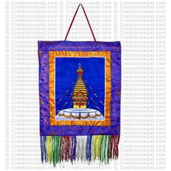 Swayambhunath stupa wall hanging