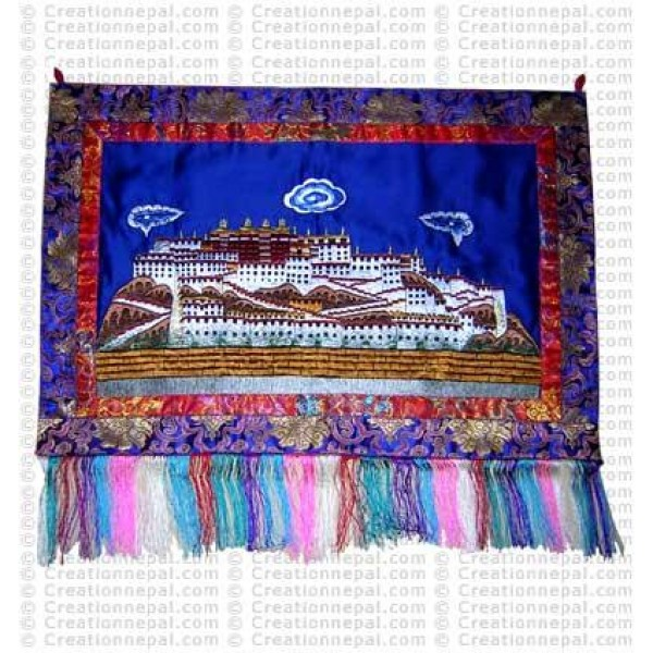 Potala palace wall hanging