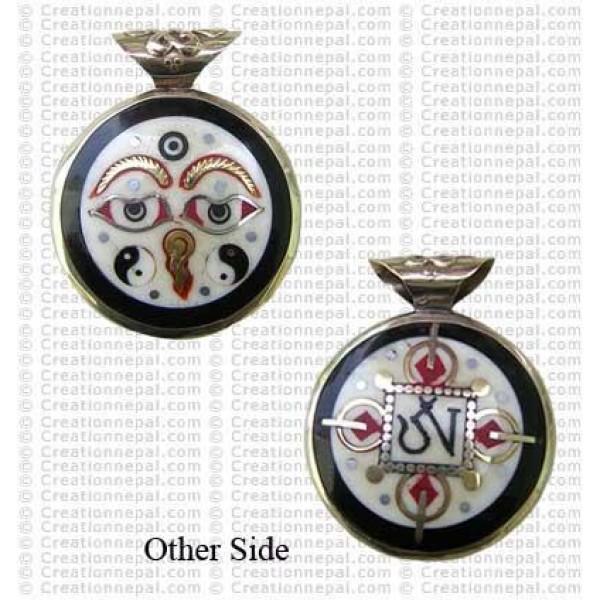 Buddha-eye Amulet 4