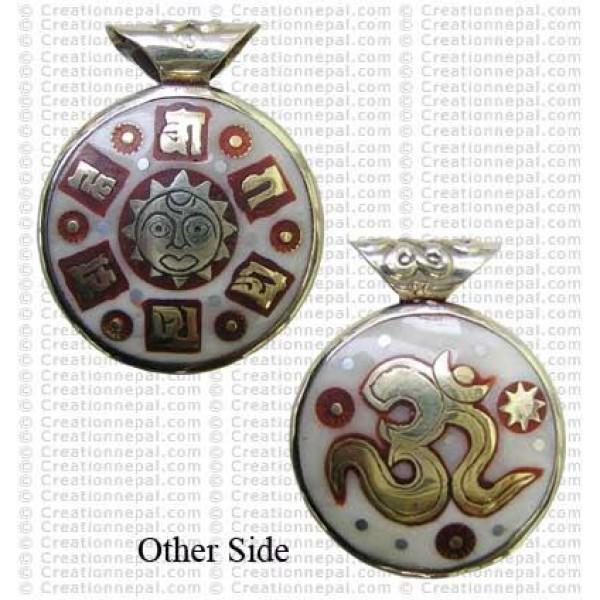 OM mantra Amulet3