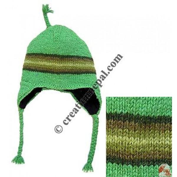 Woolen ear hat24