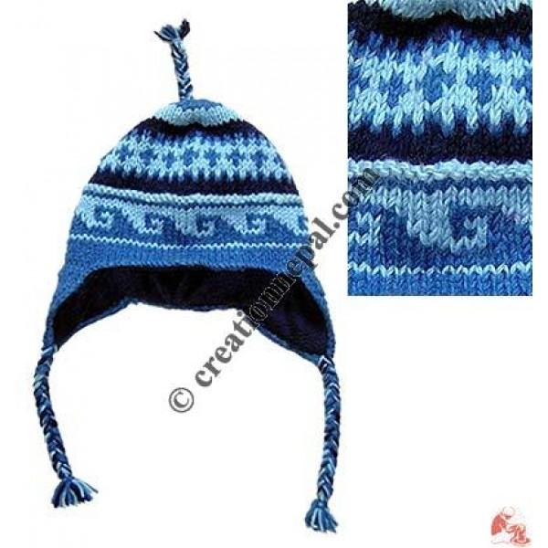 Woolen ear hat29