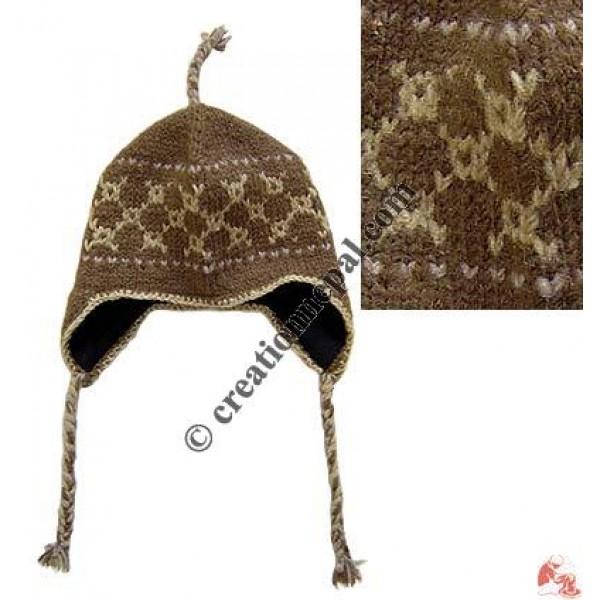 Woolen ear hat36