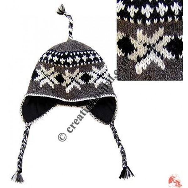 Woolen ear hat44