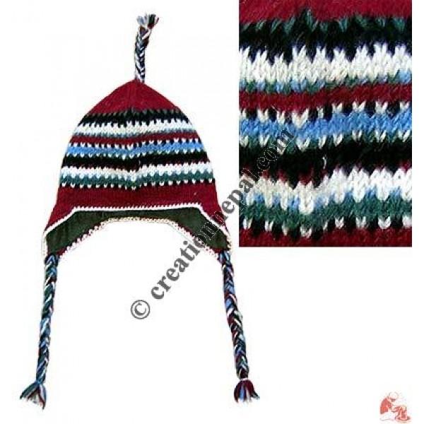 Woolen ear hat54