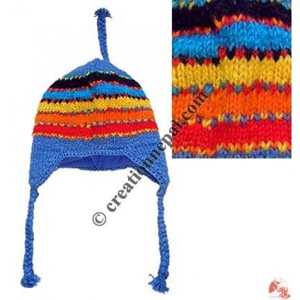 Woolen ear hat55