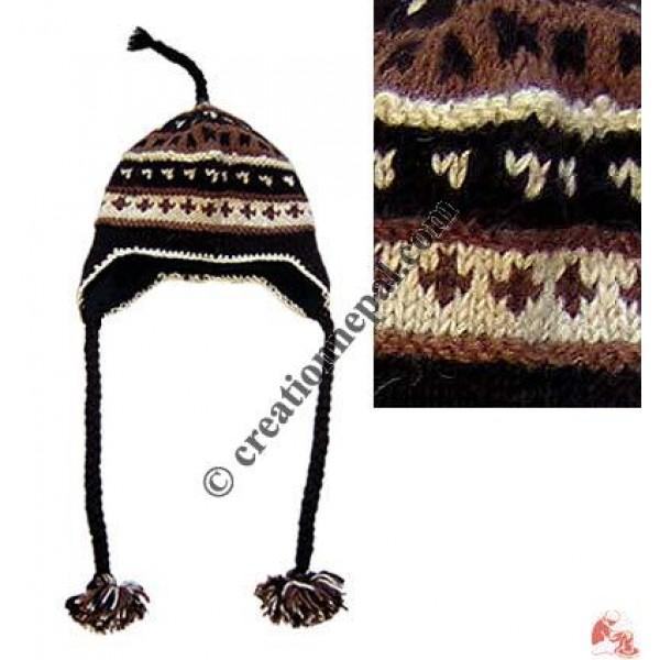 Woolen ear hat63