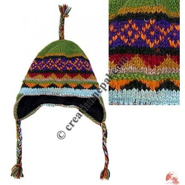Woolen ear hat66