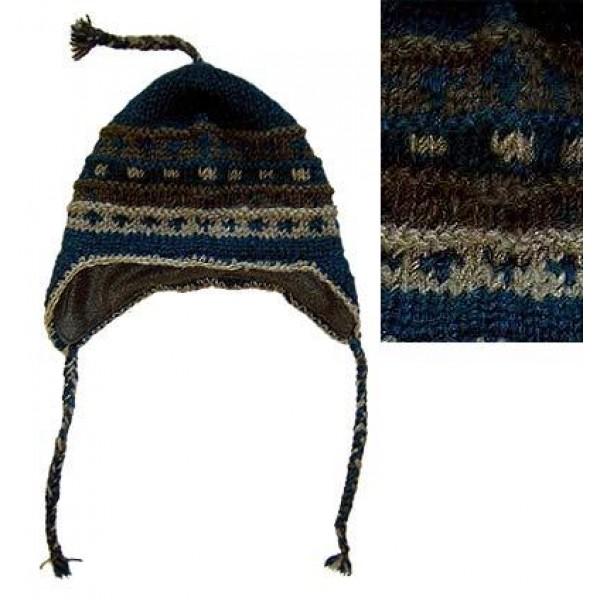 Woolen ear hat89