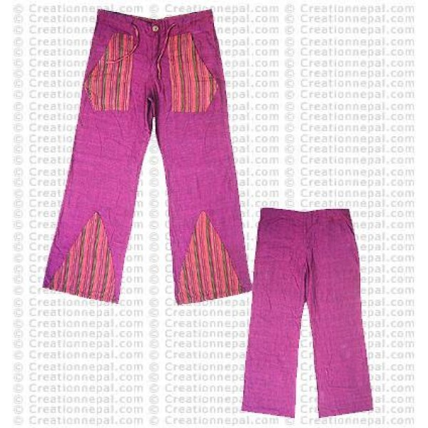 Cotton ladies pant 4