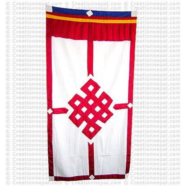 Tibetan Door-curtain5