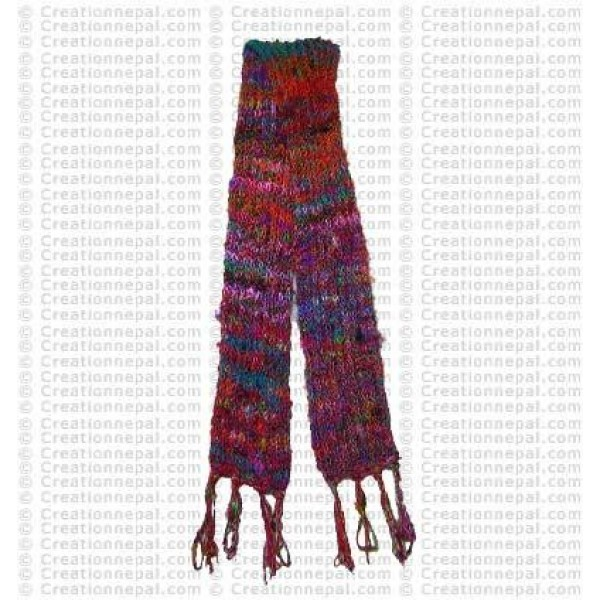 Recycled cotton scarf1