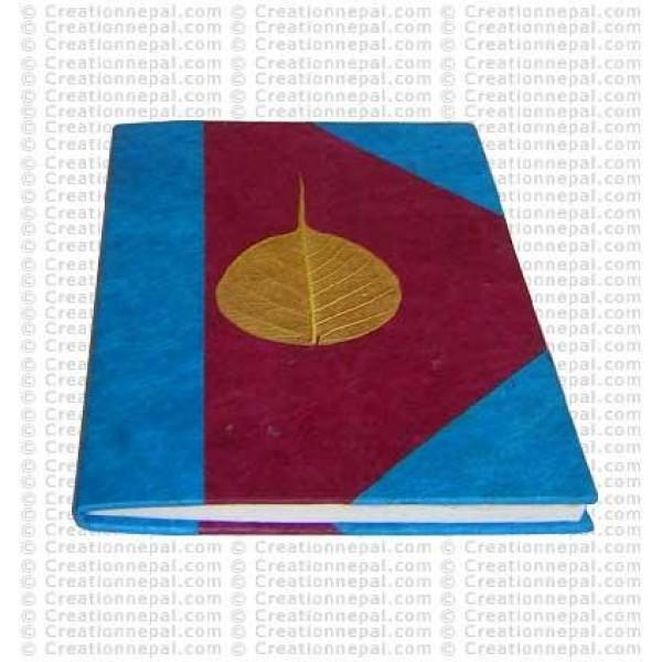 Bodhi leaf Notebook