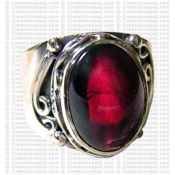 Net design finger ring 1