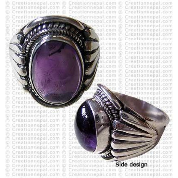 Finger design finger ring