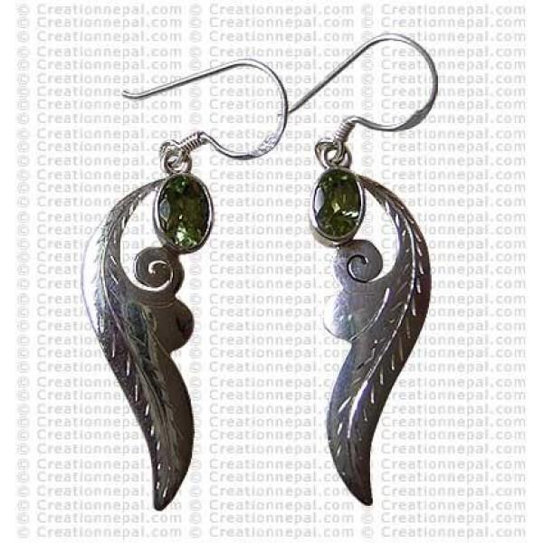 Leaf Earring 1