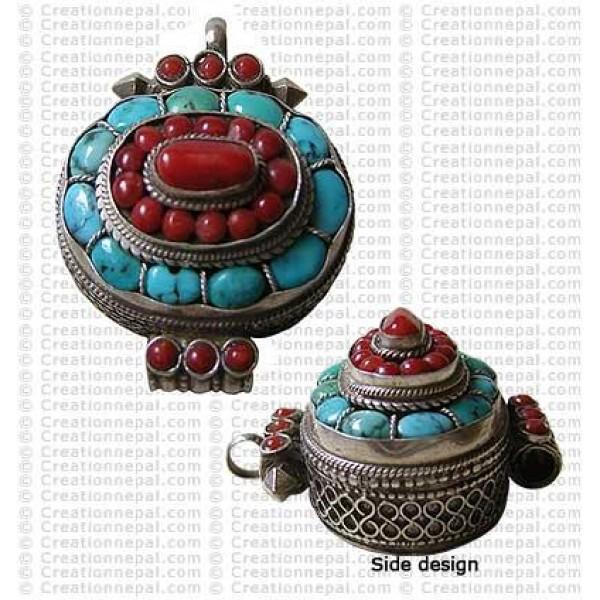 Tibetan Ghau-HSP66e