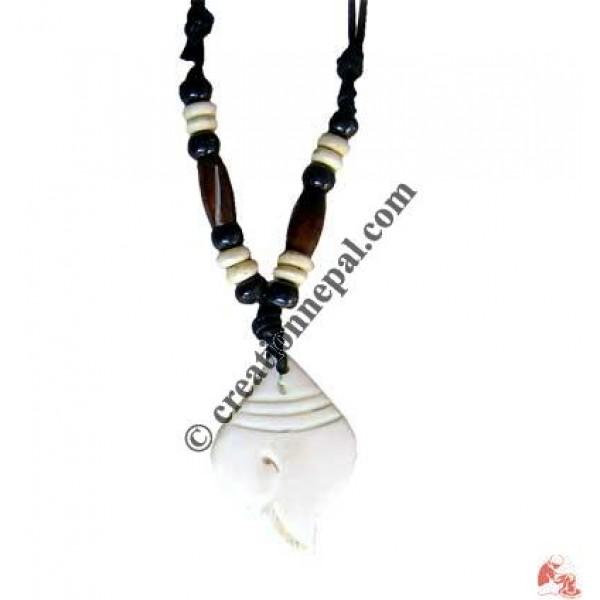 Conch Amulet