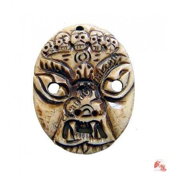 Bhairav bone Amulet