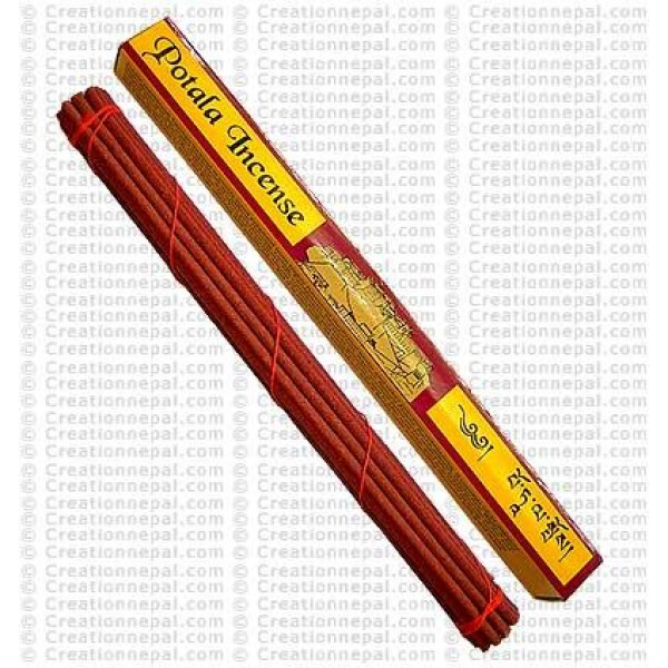 Potala incense (packet of 10)