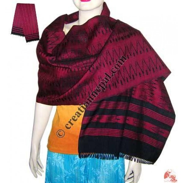 Dhaka scarf1