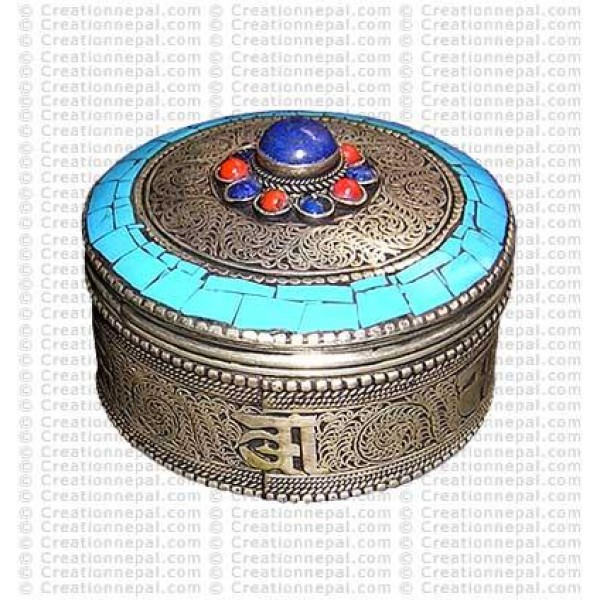 Filigree ritual box 2