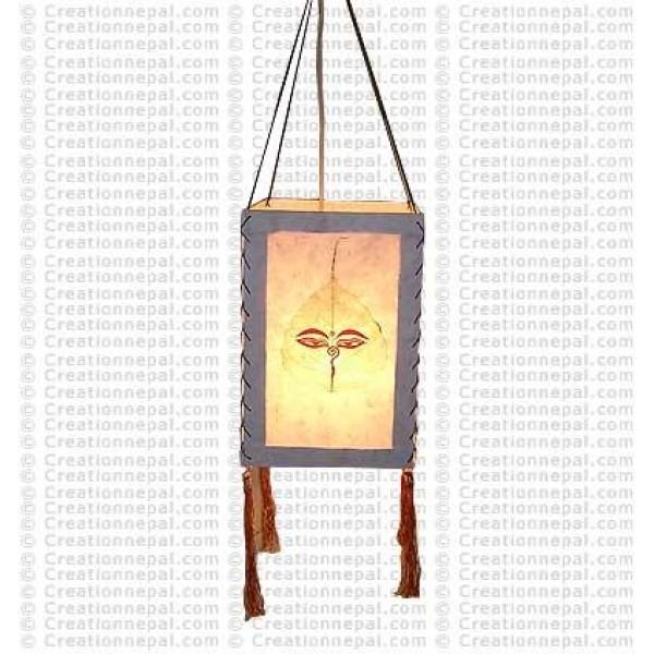 Buddha-eye Lamp shade 1