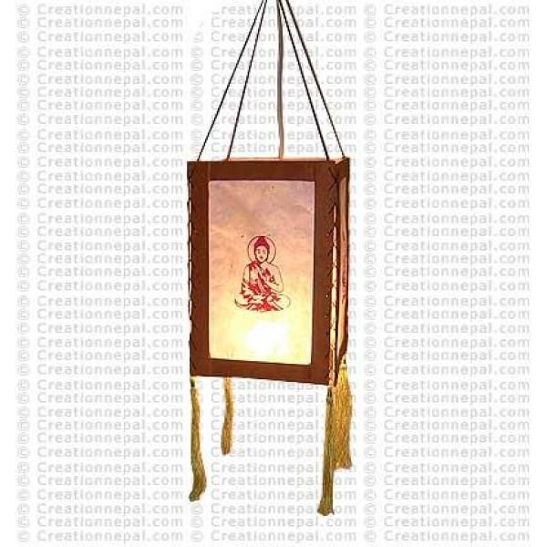 Buddha Lamp-shade 2