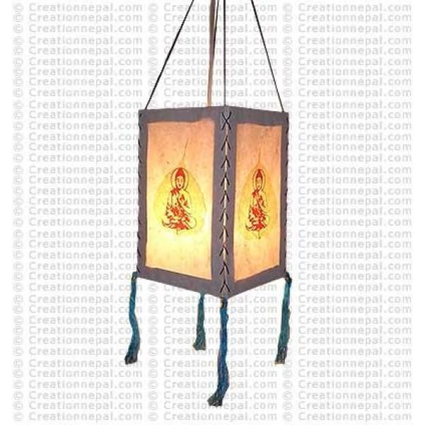 Buddha Lamp-shade 3