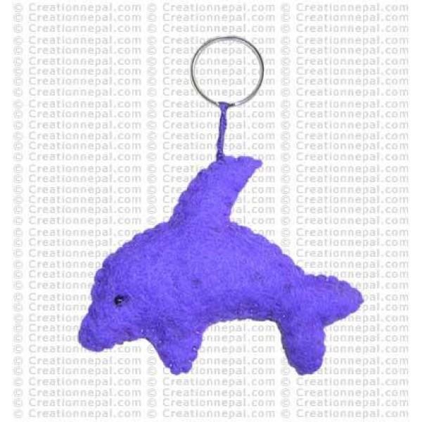 Dolphin Key-ring