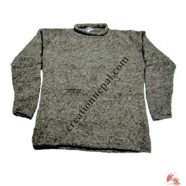 Woolen sweater 2