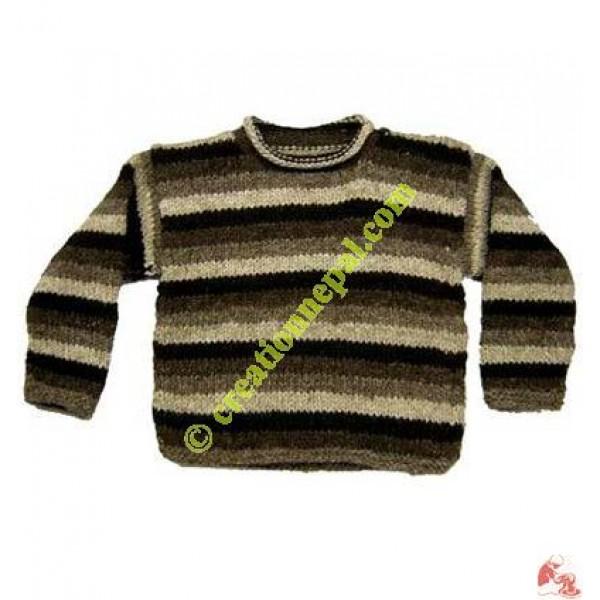 Woolen Baby sweater 1