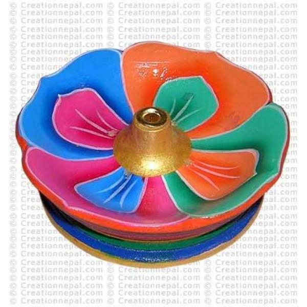 Lotus incense burner 01