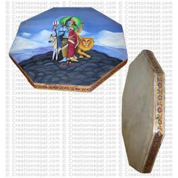 Chhal Baja, the Waves drum