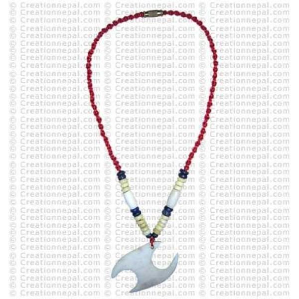 Unique pendant necklace