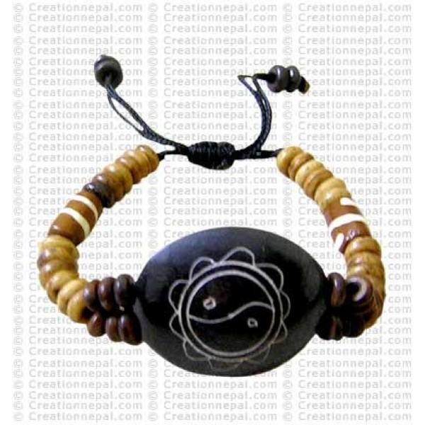 Ying-Yang bracelet
