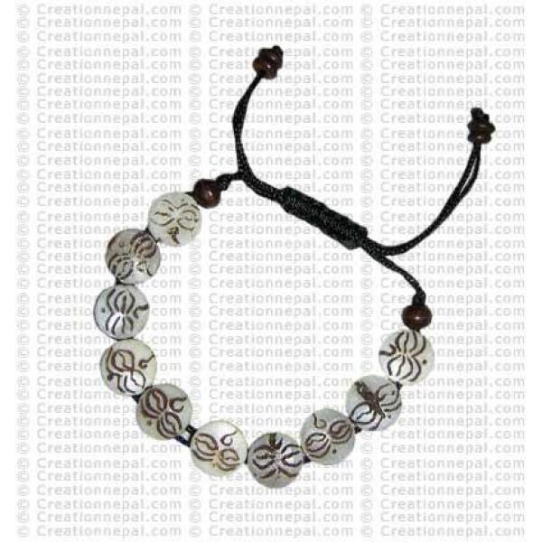 Buddha-eye bracelet 1
