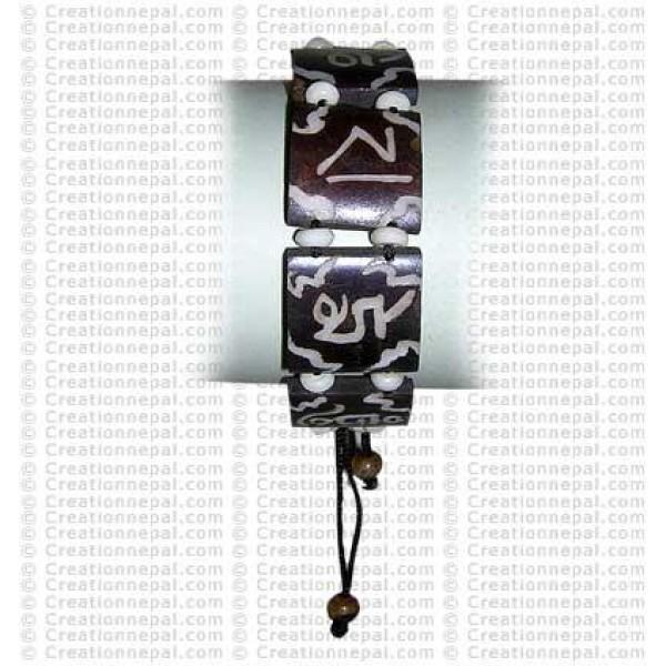 Mantra bracelet 2