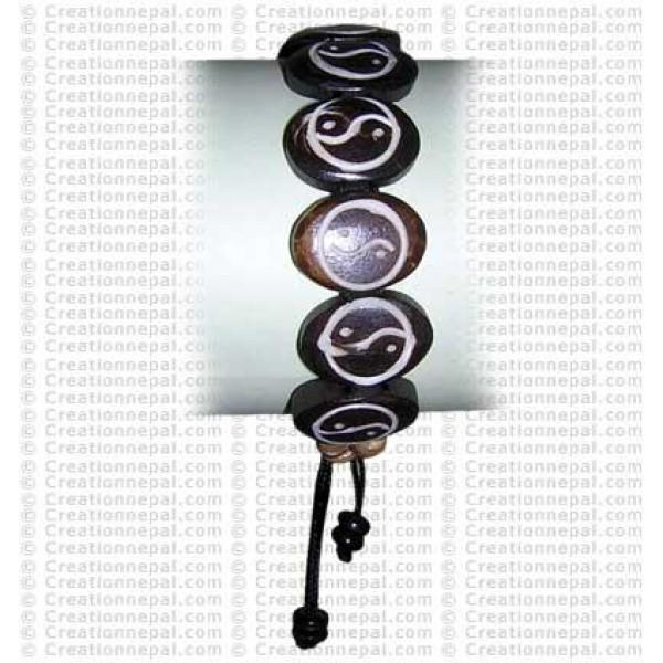 Ying-yang bracelet 3